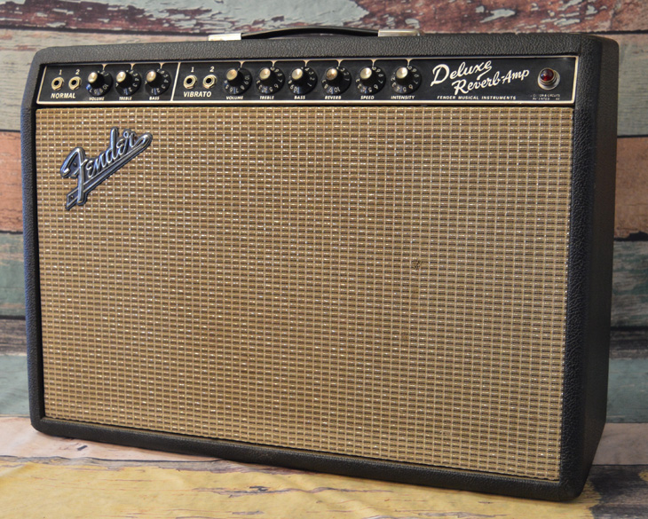 Black Face Deluxe Reverb