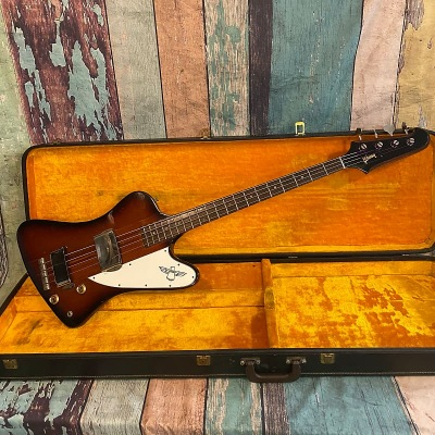 1964 Thunderbird Bass